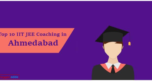 Top 10 IIT JEE Coaching institute in Ahmedabad