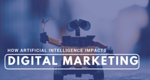 Artificial Intelligence Impacts Digital Marketing