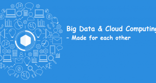 Big Data & Cloud Computing – Made for each other