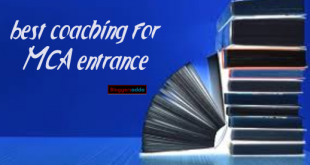 best institute for mca entrance
