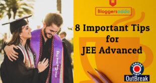 Important Preperation Tips for JEE Advanced During Coronavirus Outbreak