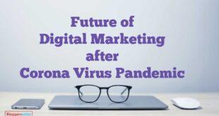 future of Digital Marketing after 2020 Coronavirus pandemic